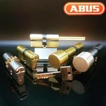 ABUS VELA 2000. Размер 100мм-25х10х65 ключ/ключ. Модульный цилиндровый механизм.