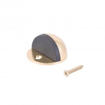 СТАНДАРТ 8185 GP круглый золото ограничитель дверной ЕВРОПАКЕТ (300,5)