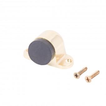 СТАНДАРТ 8501 GP пушка золото ограничитель дверной ЕВРОПАКЕТ (240,5)