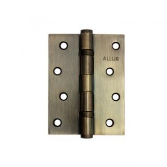 АЛЛЮР 2543 2BB-FHP AB 2 подш. бронза 101х76 Петля дверная 2 шт (50,10)