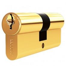 Soller Zn F5 70мм золото 5кл Механизм цилиндровый (120,12)