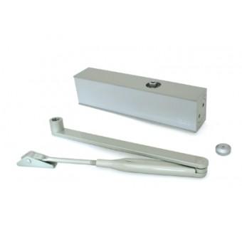 DORMA Доводчик дверной TS 72 EN2/4 от 50 до 120 кг. c рычагом CL-N серый (12)