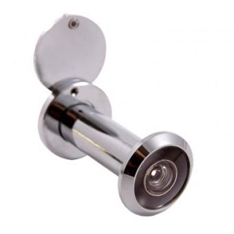 АЛЛЮР ГДШ-3 БШт 50-75мм d=16мм хром Глазок дверной  (300,12)