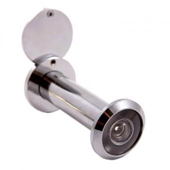 АЛЛЮР ГДШ-4 БШт 60-100мм d=16мм хром Глазок дверной  (300,12)