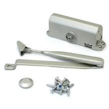 DORMA Доводчик дверной TS 77 EN 4 до 120 кг. c рычагом серебро (12)