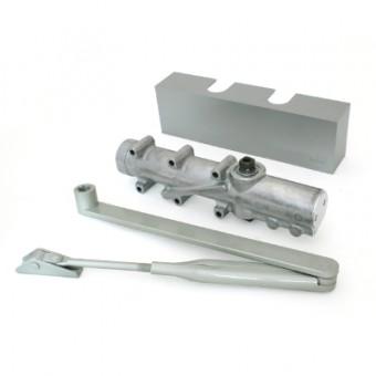 DORMA Доводчик дверной TS 83 EN3/6 ВСА от 60 до 150 кг. c рычагом CL-N серый (10)