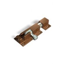 Апекс DB-05-80-AB бронза (500-80-AB)  Шпингалет накладной  (200,20)