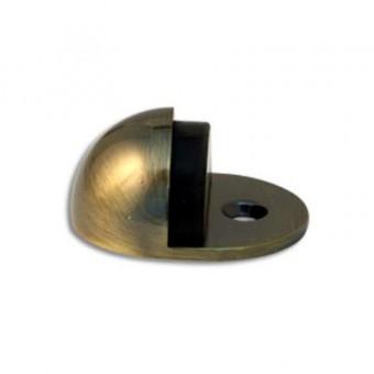 Апекс DS-0002-AB бронза ограничитель дверной круглый (300,10)