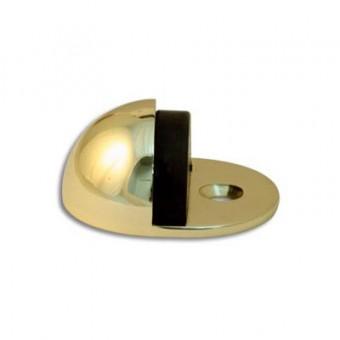 Апекс DS-0002-G золото ограничитель дверной круглый (300,10)
