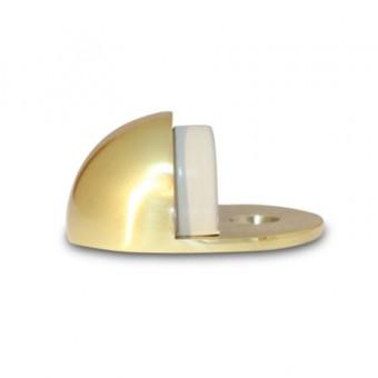 Апекс DS-0002-GM мат.золото ограничитель дверной круглый (300,10)