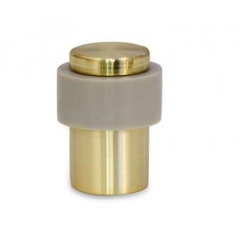 Апекс DS-0014-GМ мат. золото ограничитель дверной (300,10)