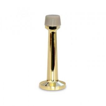 Апекс DS-0015-G золото ограничитель дверной прямой (300,10)