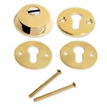 Броненакладка для ц/м Апекс Protector Basic-G латунь (60,10)