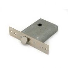 Гардиан 301 б/о никель Защелка дверная (25)