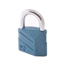 АВАНГАРД ВС2Д-50 ДИСКО синий d8мм Замок навесной (48,6)