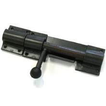 Засов дверной Ек L170 d20 воронёный (20)