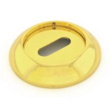 Накладка для сув/м RENZ ОВ 08 GP латунь блест. (12)