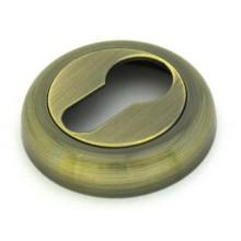 Накладка для ц/м TIXX ET 04 AB антик бронза (12)