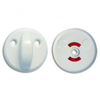 Сантехническая завёртка Апекс WC-0608-W белый (108,9)