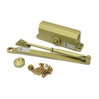 NOTEDO Доводчик дверной DC-100 (DC-100-I) GOLD до 100кг золото (10)