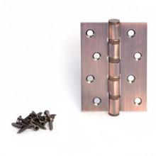 Апекс 100х70-B4-Steel-AC  медь 4 подшип. Петля дверная 2 шт (50;5;1!!!)