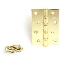 Апекс 100х70-B4-Steel-G золото 4 подшип. Петля дверная 2 шт (50;5;1!!!)