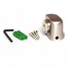 Апекс DS-2751-М-NIS  мат.хром ограничитель дверной магнитный (90,15,10,12)