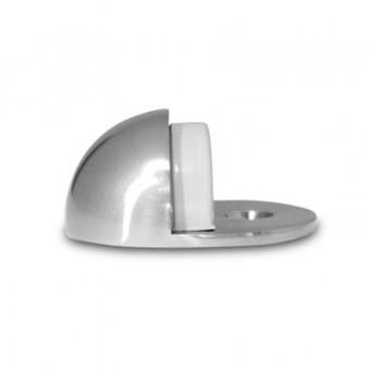 Апекс DS-0002-NIS мат.никель ограничитель дверной круглый (300,10)