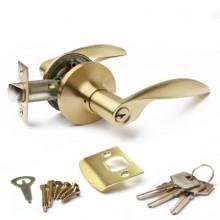 Апекс 8020-01-GM мат.золото  кл/фикс Защёлка (20)