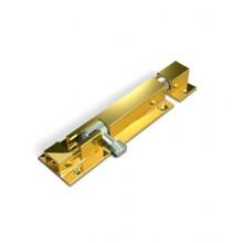 Апекс DB-05-100-G золото (500-100-G)  Шпингалет накладной  (200,20)