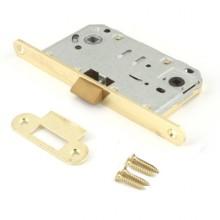 Апекс 5300-P-WC-GM мат.золото пластиковая ЗЩ м/о 96мм Защёлка безшумная  (40,5)