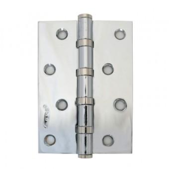 AVERS 100х70-B4-CR хром 4 подшип. Петля дверная 2 шт (48,6,1!!!)