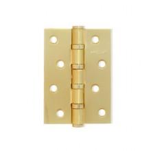 Апекс 100х70-B4-Steel-GM мат. золото 4 подшип. Петля дверная 2 шт (50;5;1!!!)