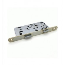 LOB ECO Z7504-C13L2 никель блестящий под сантех.завертку, планка LOB RP73-02 плоская