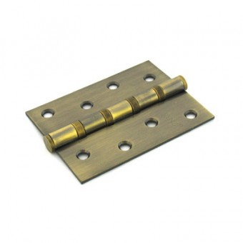 RENZ 100-4BB FH АВ 4 подш антик бронза 100*75 Петля дверная 2 шт (50;1!!!)