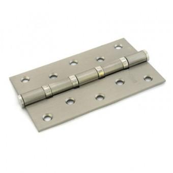 RENZ 125-4BB FH SN 4 подш мат.никель 125*75 Петля дверная 2 шт (50;1!!!)