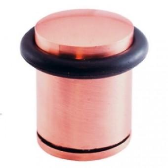 Soller ограничитель дверной М71А медь Н-60мм (240,24)