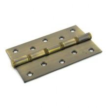 RENZ 125-4BB FH АВ 4 подш антик бронза 125*75 Петля дверная 2 шт (50;1!!!)