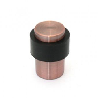 Апекс DS-0014-AC медь ограничитель дверной (300,10)