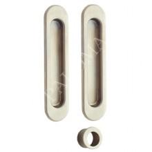 Ручки для раздвижных дверей TIXX никель мат. IN SDH 501 SN (100,20)