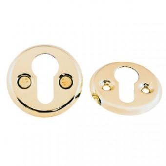 Soller накладка на цилиндр 016pz золото (300.30)