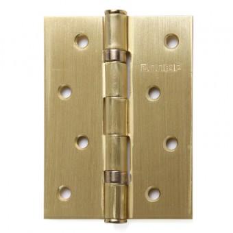 АЛЛЮР 2043 2BB-FHP SBP 2 подш. мат.латунь 101х76 Петля дверная 2 шт (50,10)