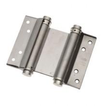 Amig-3037-100 никель пружинная (барная) Петля дверная  (24,4!!!)