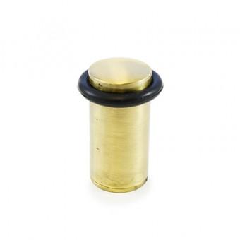АЛЛЮР 588А-1 AB ст.бронза ЕВРОПАКЕТ ограничитель дверной цилиндр (160,20)