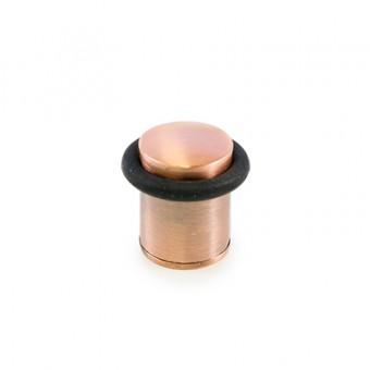 АЛЛЮР 588А-2 ст.медь ограничитель дверной цилиндр (200,20)