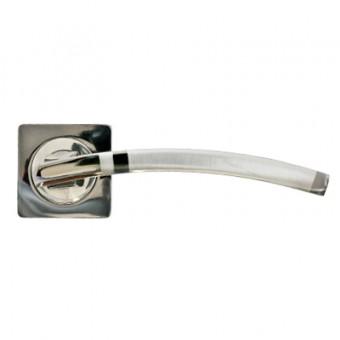 PUERTO AL 520-02 BN/SN черный никель/никель мат. Комплект ручек (20)