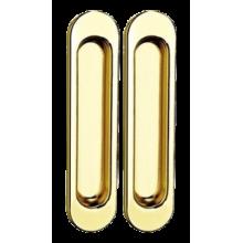 Ручки для раздвижных дверей TIXX блест.латунь SDH 501 GP (100,20)
