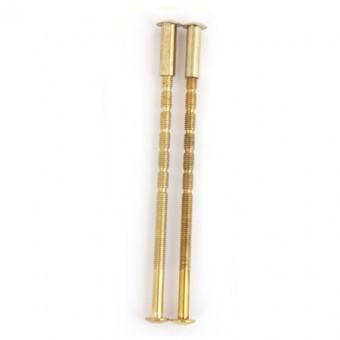 Апекс SCR-M6-120(20)-G золото (2 шт) Стяжка винтовая (200,25!!!)
