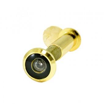 Сазар ГД-220(50-85)D16 GP латунь Глазок дверной