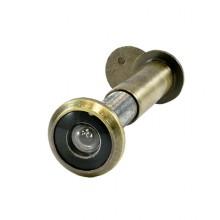 Сазар ГД-220(50-85)D16 AB бронза Глазок дверной
